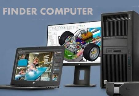 FINDER COMPUTER
